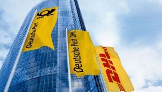 DHL and Total