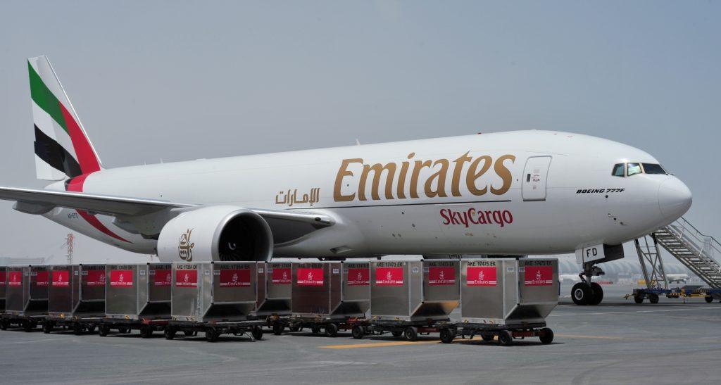 Emirates SkyCargo and Seafood Souq partnership