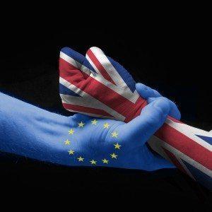 Brexit hands