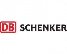 DB Schenker forklift