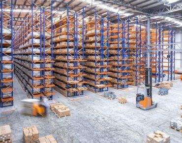 contract logistics recession