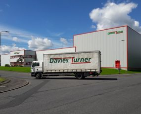 Davies Turner China-UK new time