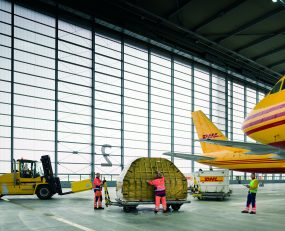 new DHL Latvia