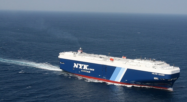 NYK Line revenues decline 16 9% in second quarter of FY 2019