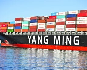 Yang Ming has formed a new subsidiary with partners in Shanghai named Huan Ming.