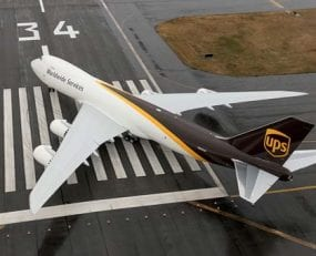 UPS has opened two new air connections from Gdańsk airport and Copernicus airport in Wrocław.