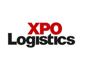 XPO Logistics duo trailer