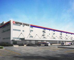 Nippon Express warehouse