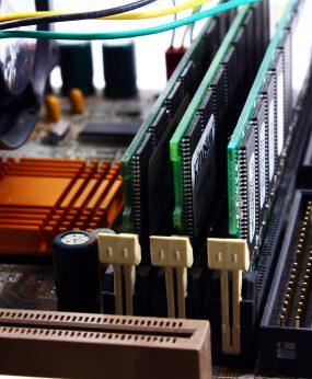 electronics supply chain