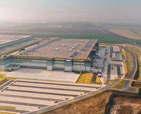 Amazon fulfilment centre Silesia