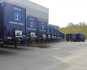 K+N EMG fleet