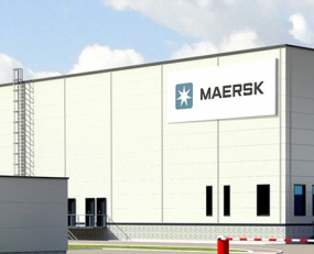 Maersk and IB Cargo have announced their partnership for the operation of a 75,000 sq m regional distribution centre for IKEA Supply AG.
