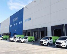 Citylogic FM Logistic distribution centre