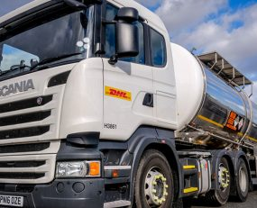 DHL Supply Chain has renewed its contract by Shell Bitumen Oil Products in a new five-year contract starting on March 1, 2021.